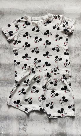 Piżama H&m Myszka Miki
