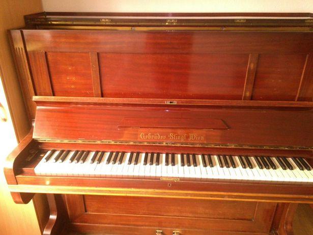 Pianino austriackie, antyk przedwojenny KAISERL UND KÖNIGL