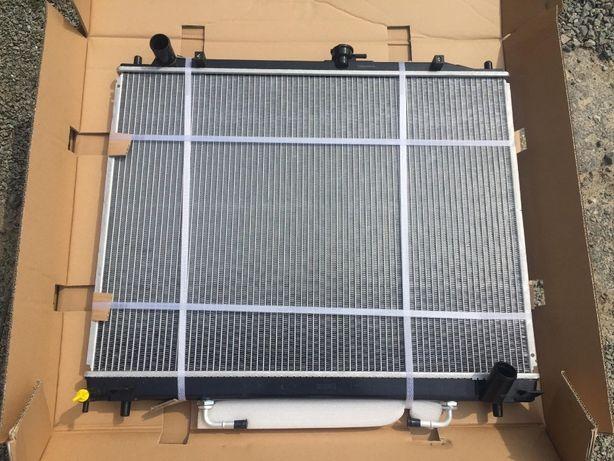 Продается радиатор, подкрылок под авто Mitsubishi Pajero Wagon