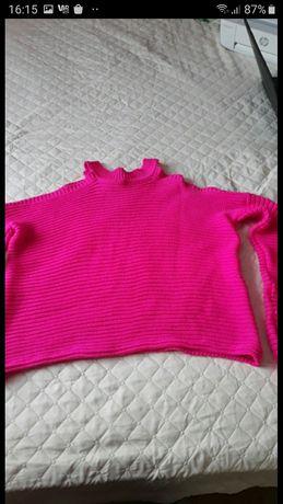 Sweter neon uniwersalny