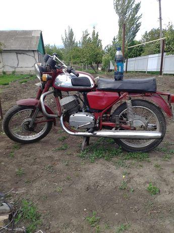 Мотоцикл Java 6V - 634 модель
