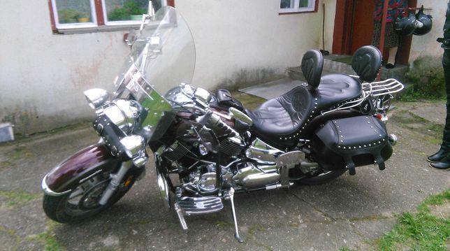 Motocykl Yamaha Drag Star 1100