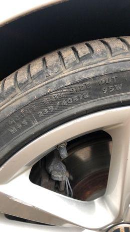 Dunlop signature hp 235/40/18