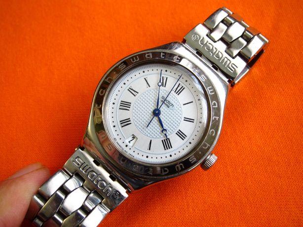 Швейцарские механические часы Swatch Irony. 21 камень. Автоподзавод