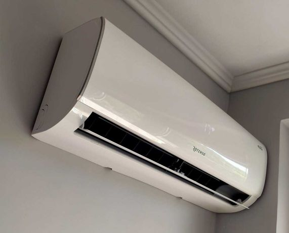 Klimatyzacja do domu mieszkania – montaż, serwis