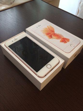 IPhone 6S 16gb, экран 4.7 дюйма. (розовый)!