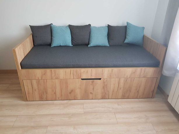 Nowe łóżko, leżanka