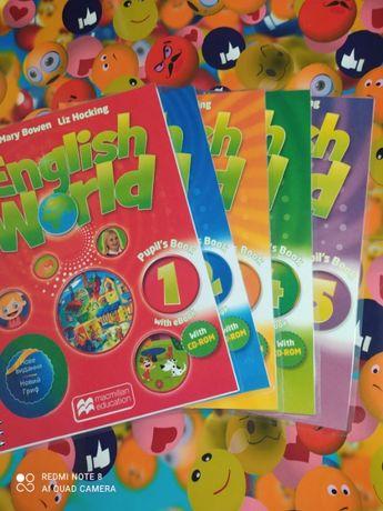 english world 1,2,3,4,5,6