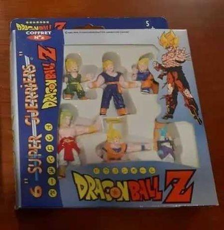 DRAGON BALL Z Caixa AB Toys Super Guerriers, Nº 2 (Como Nova)