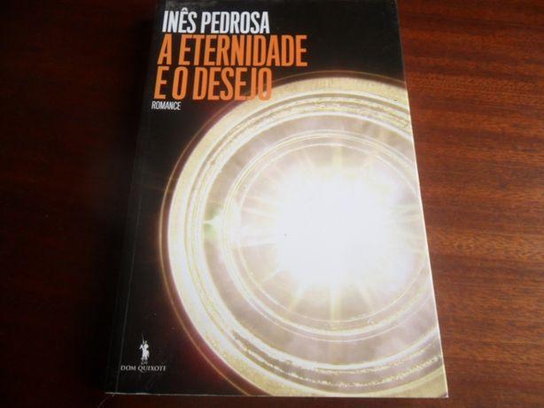 """""""A Eternidade e o Desejo"""" de Inês Pedrosa"""
