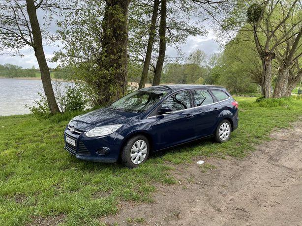 Ford Focus Mk3 kombi 2012 diesel 115KM