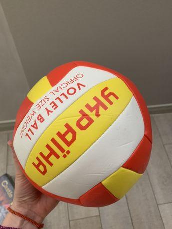 Воллейбольный мяч EV3192 новый
