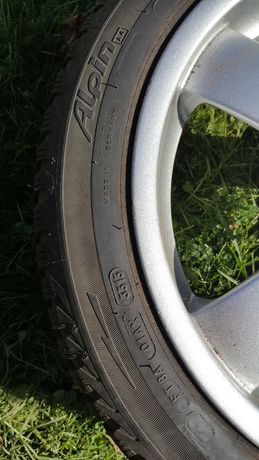 Michelin Alpin A4 225/45 17""