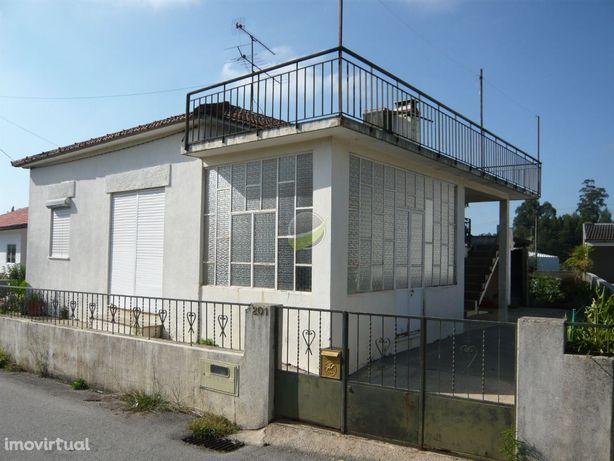 Moradia Térrea e isolada T2 em Pigeiros, Santa Maria da Feira