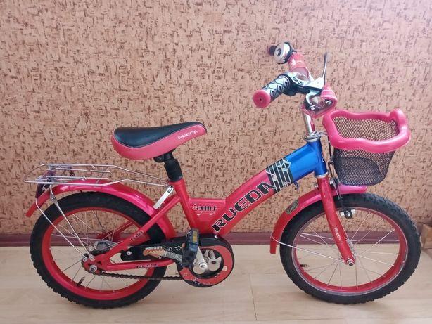 Продам дитячий велосипед Rueda Gallop