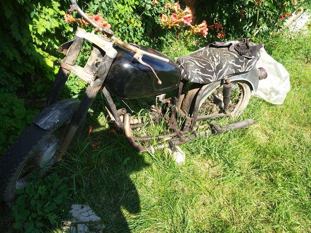 Мотоцикл Панония т5