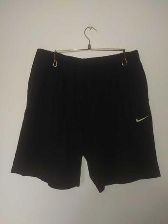 Czarne spodenki Nike XL
