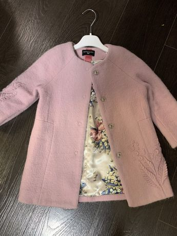 Пальто monnalisa куртка I pinco pollini twin set