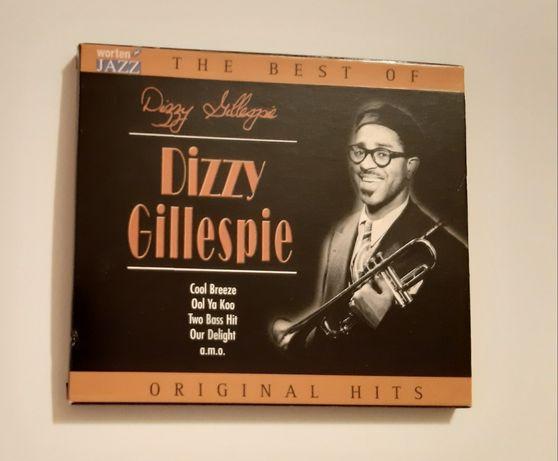 Dizzy Gillespie The best of płyta CD