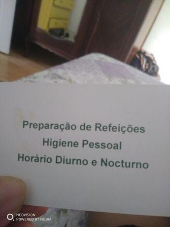 Cuido de idosos -Porto