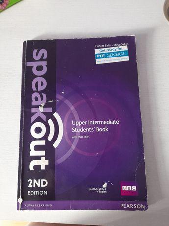 Speakout książka do nauki angielskiego