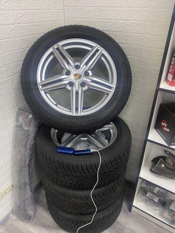 Оригинальные диски Порше Porsche R19