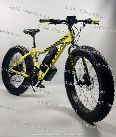 Электровелосипед фэтбайк mxus xf15 аккумулятор