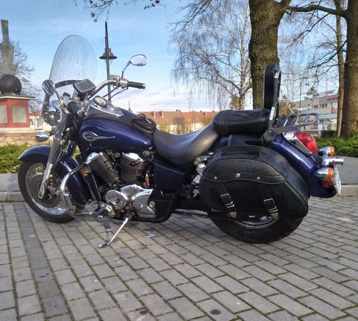 Honda VT 750 Shadow A2