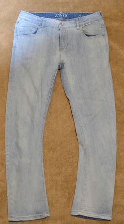 Zara Жіночі джинсові штани