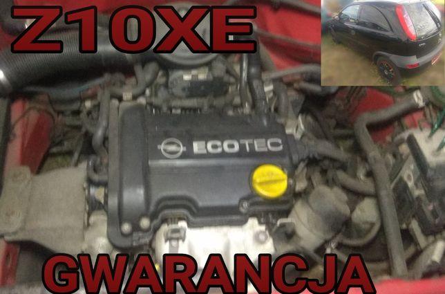 Opel silnik 1.0 12v ecotec z10xe kompletny corsa c agila