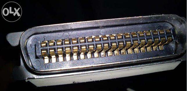 Cabo paralelo para impressora ( RS232 - Centronics)