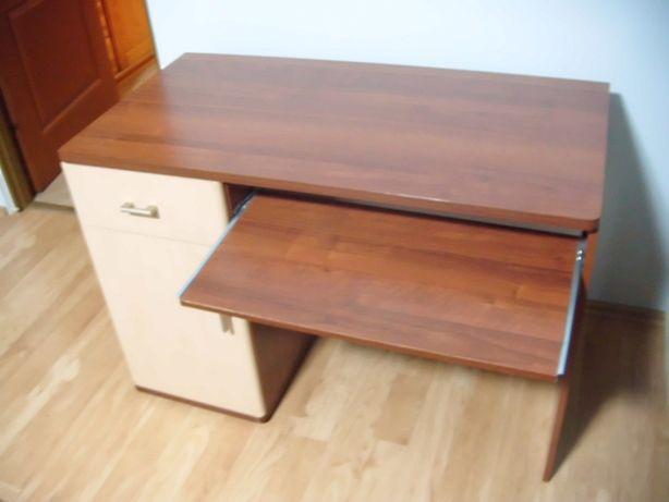 Biurko szkolne +krzesło obrotowe