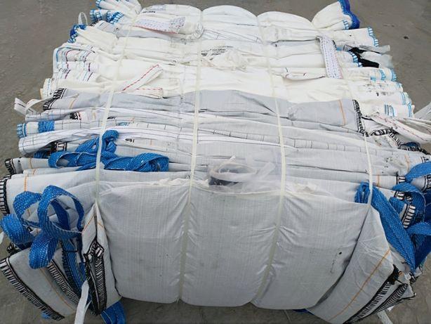 DUŻA ILOŚĆ Worków Big Bag 80/110/145 cm na złom,metale,odpady