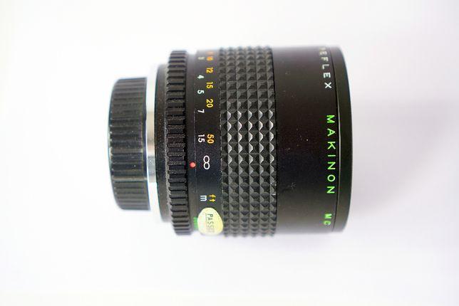 Makinon 300mm f5.6 REFLEX