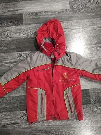 Куртка демисезон фирмы Luxsik (Украина) рост 98 см