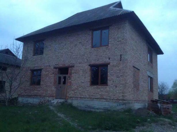 Незавершений будинок
