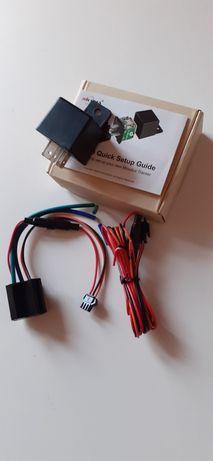Gps tracker śledzenie pojazdów nano SIM aplikacja