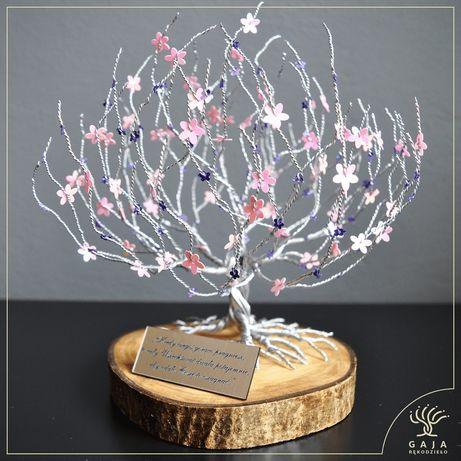 Drzewko Szczęścia grawer, pamiątka, komunia, prezent dla nauczyciela