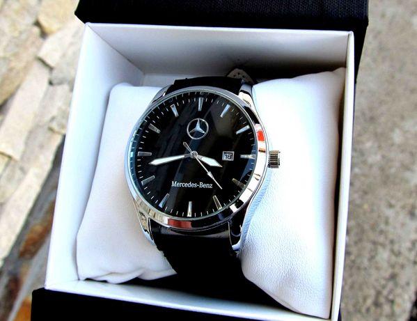 АКЦІЯ Кварцевий годинник мужские часы VW Volkswagen Audi Mercedes Benz