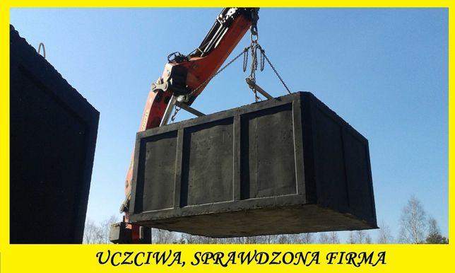Szambo szamba zbiorniki na wodę opadową Łódz,Sieradz,Łęczyca-producent