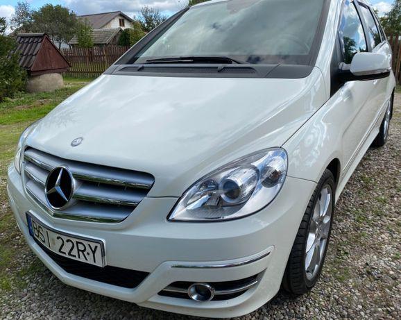 Mercedes B Klasa bezwypadkowy 1-szy właściciel