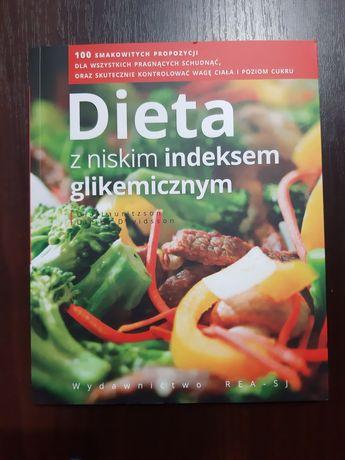 Książka dieta z niskim indeksem glikemicznym