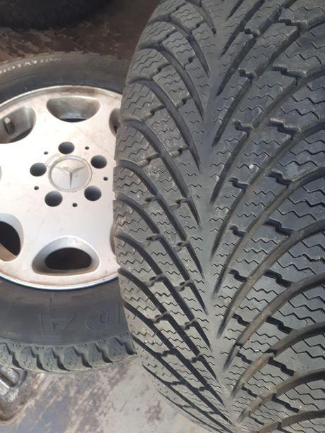 Комплект дисков с резиной