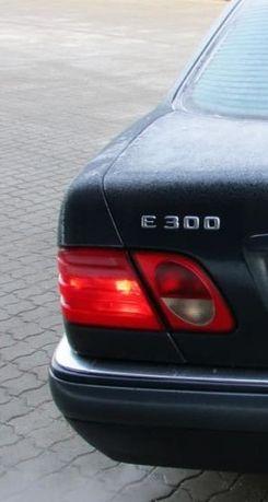 Farois de Stop Mercedes Classe E W210 como novos