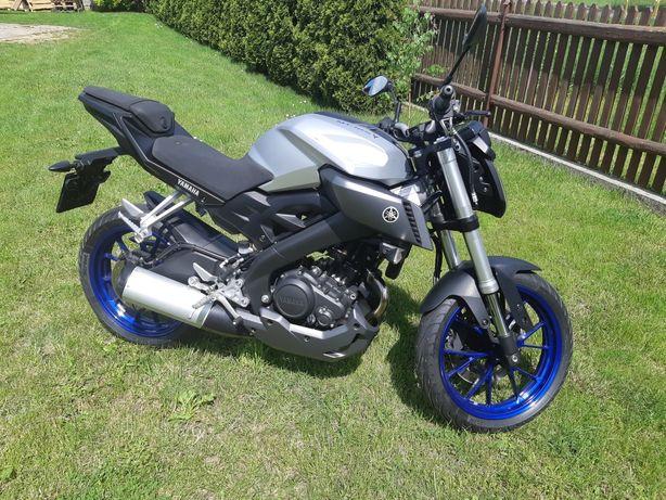 Sprzedam Yamaha MT125A