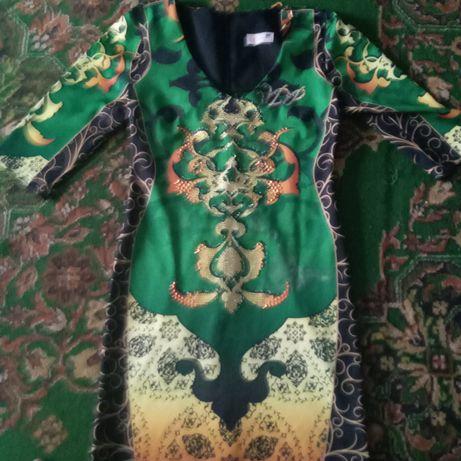 Платье для девочки р.156