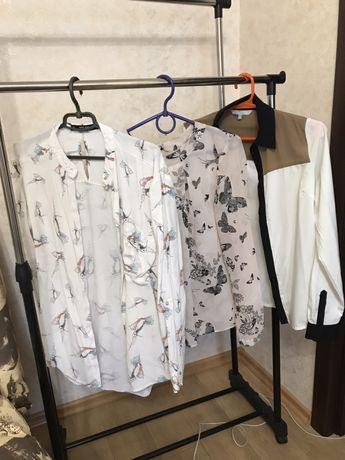 Блузка рубашка zara atmosphere розмір с s m