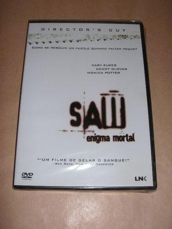 DVD SAW - Enigma Mortal (NOVO)