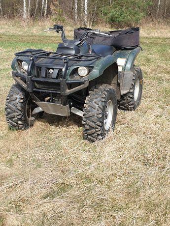 Quad Yamaha Grizzly 660