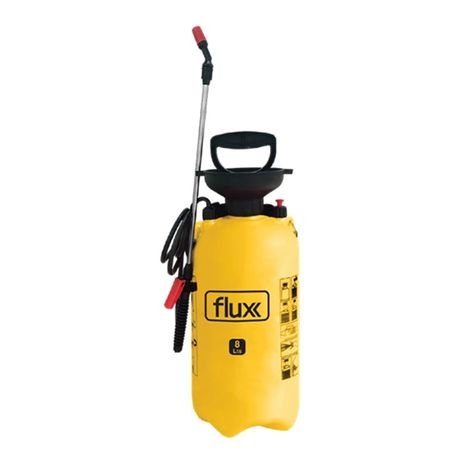 Pulverizador 8 litros Flux
